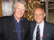 Charles Lysaght and The Honourable Frank Iacobucci